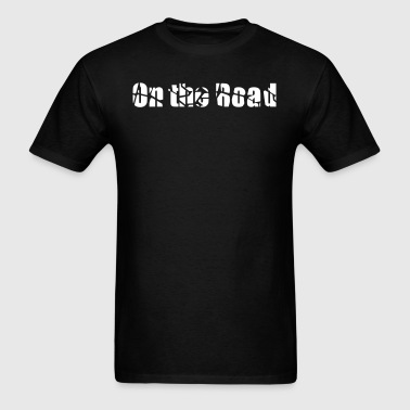 On the road - Men's T-Shirt