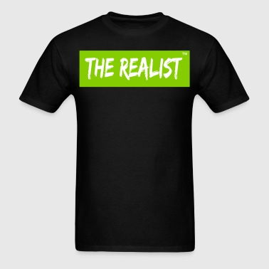 THE REALIST - Men's T-Shirt
