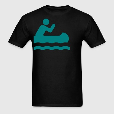 canoe _ - Men's T-Shirt