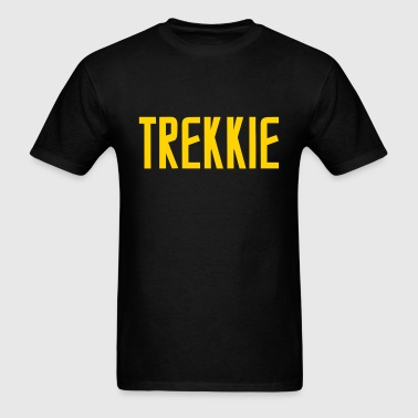 Men's T-Shirt - Science,Trekkie,fan,fiction,mythology,star,trek,trekker