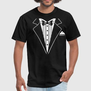 The Tuxedo - Men's T-Shirt