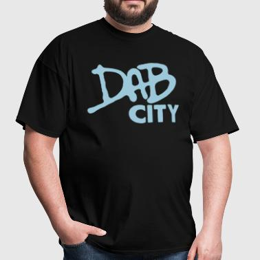 Dab City - Men's T-Shirt