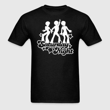 saturday_night1 - Men's T-Shirt