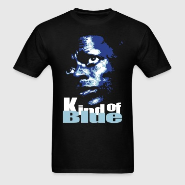kind of blue - Men's T-Shirt