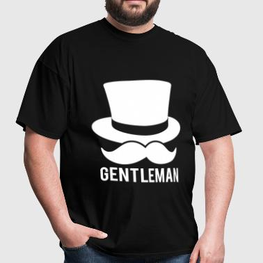 The Gentleman - Men's T-Shirt