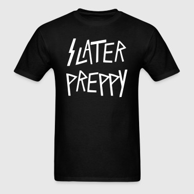Slater Preppy - Men's T-Shirt