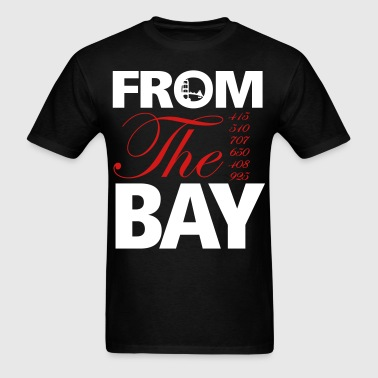 from_the_bay - Men's T-Shirt