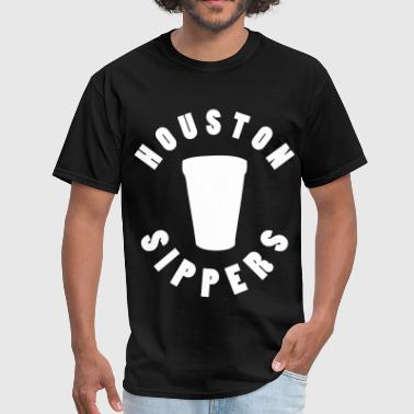 houston sippers - Men's T-Shirt