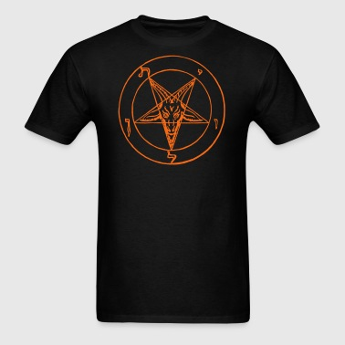 Maurice Bessy's Sigil of Baphomet - Men's T-Shirt
