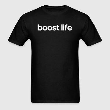boost life - Men's T-Shirt