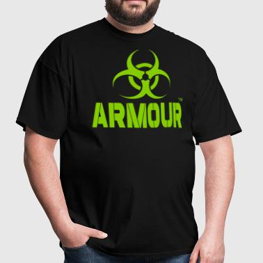 POZ ARMOUR - Men's T-Shirt