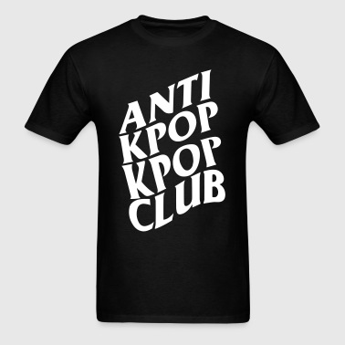 Anti Kpop Kpop Club - Men's T-Shirt