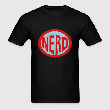 Super, Hero, Heroine, Super Nerd - Men's T-Shirt