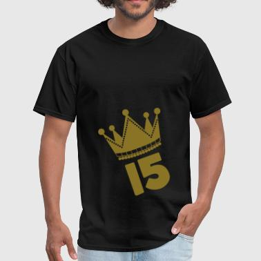 15 Birthday ## 15 ## - Men's T-Shirt