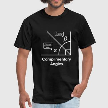 complimentary angles - Men's T-Shirt