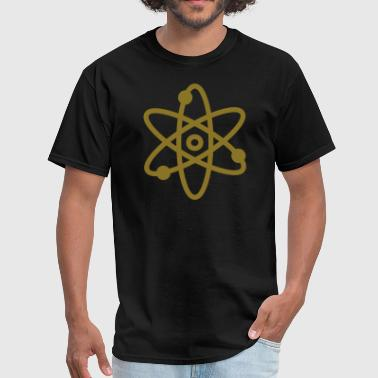 Atomic Symbol Atom Symbol - Men's T-Shirt