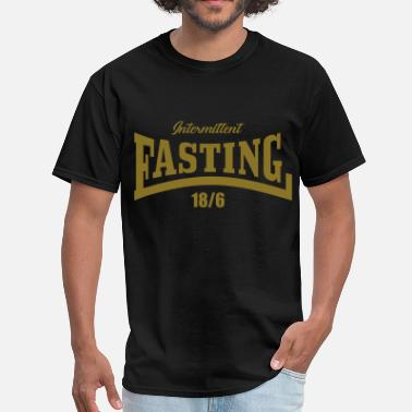 Fasting Intermittent Fasting 18 6 - Men's T-Shirt