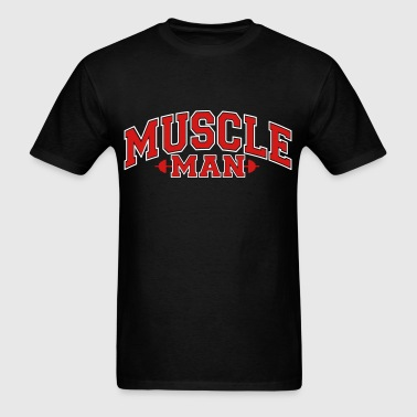 Muscle Man - Men's T-Shirt