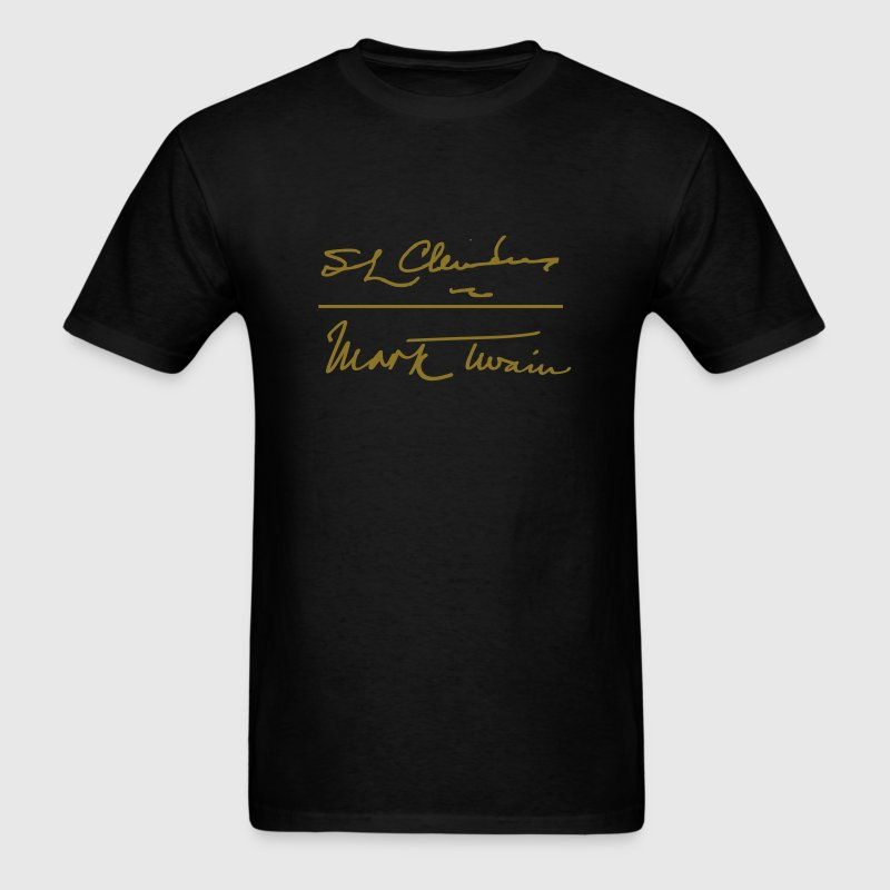 Mark Twain - Men's T-Shirt