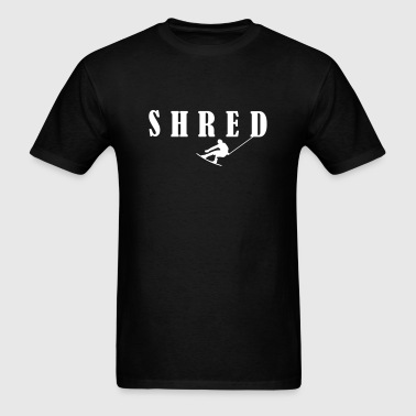 Wakeboard,Shred,Wakeboarding,water,boat - Men's T-Shirt