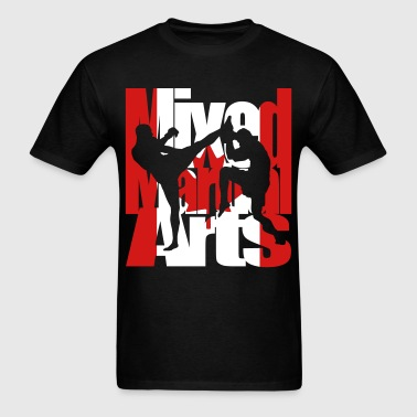 Canadian Mixed martial arts - Men's T-Shirt