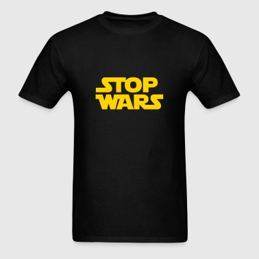KCCO - STOP WARS - Men's T-Shirt