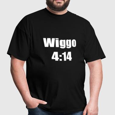 Wiggo 4:14 - Men's T-Shirt