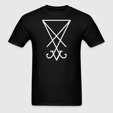 Lucifer Sigil - Men's T-Shirt