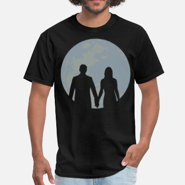 Honeymooners Honeymoon 2c - Men's T-Shirt