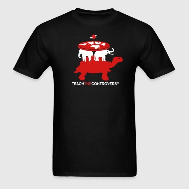 Elephant Cosmology (Teach the Controversy) - Men's T-Shirt