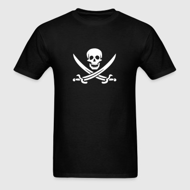 Pirate - Jolly Roger - Men's T-Shirt