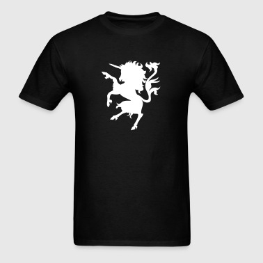Unicorn VECTOR - Men's T-Shirt