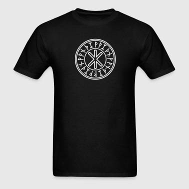Odin's Protection No.2_1c - Men's T-Shirt