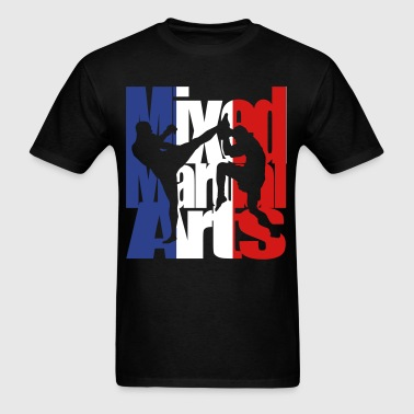 French Mixed martial arts - Men's T-Shirt