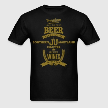 SOMD Jack and Jill Men's Wine Tour - Men's T-Shirt