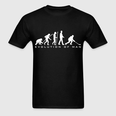 evolution_hockey_player_032013_b_1c - Men's T-Shirt