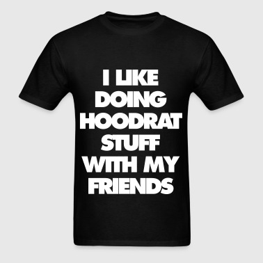 hood rat stuff - Men's T-Shirt