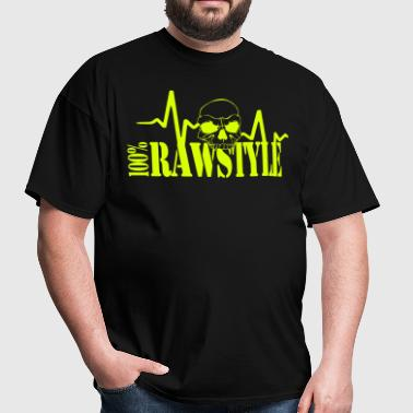 100% Rawstyle - Men's T-Shirt
