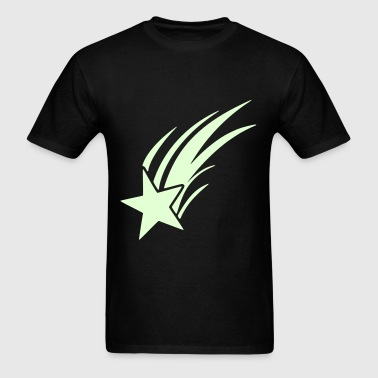 Shooting Star - Men's T-Shirt
