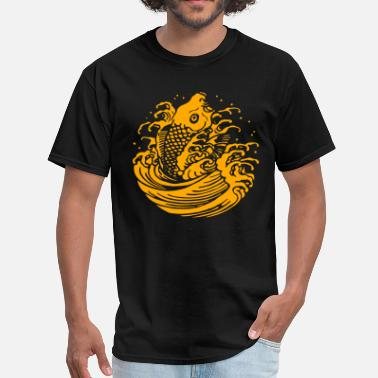 Tattoo Japan Koi Fish - Japan - Japanese - Tattoo - Art - Men's T-Shirt
