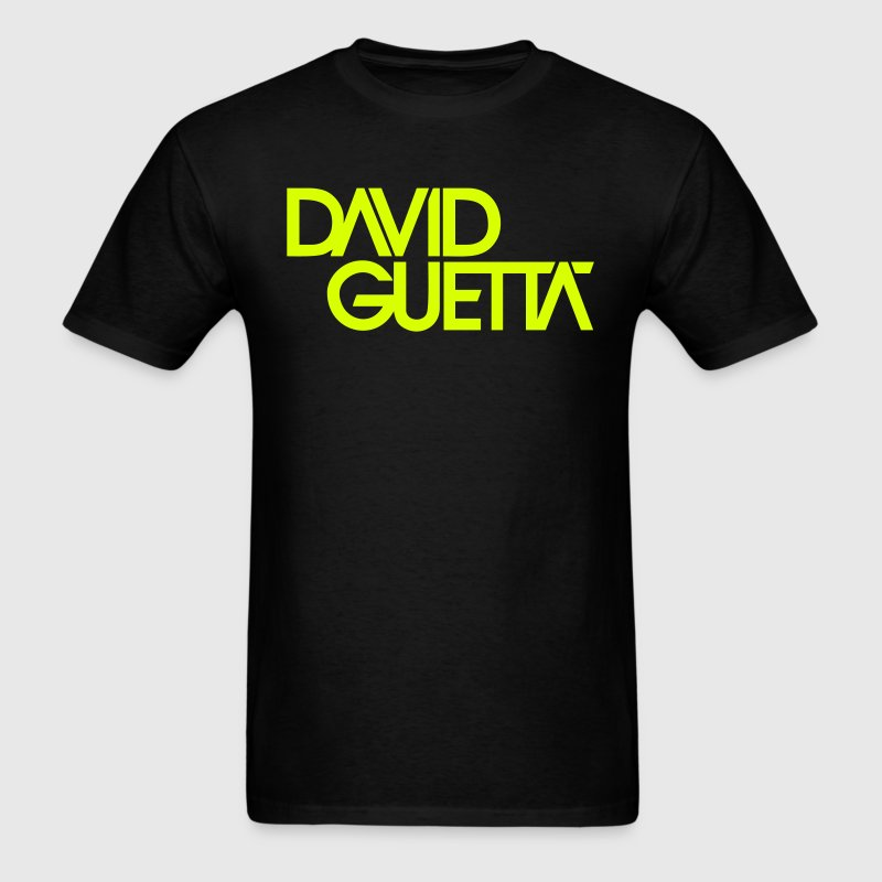 DAVID GUETTA DJ - Men's T-Shirt