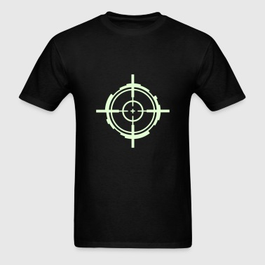 SWTOR Imperial Agent Class Logo 1-Color - Men's T-Shirt
