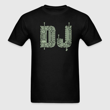 dj_circuit_t - Men's T-Shirt