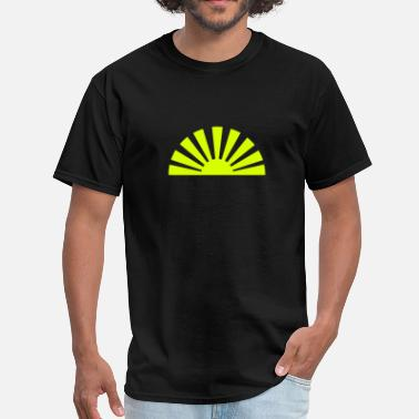 Japanese Sun Japanese Sun - Men's T-Shirt