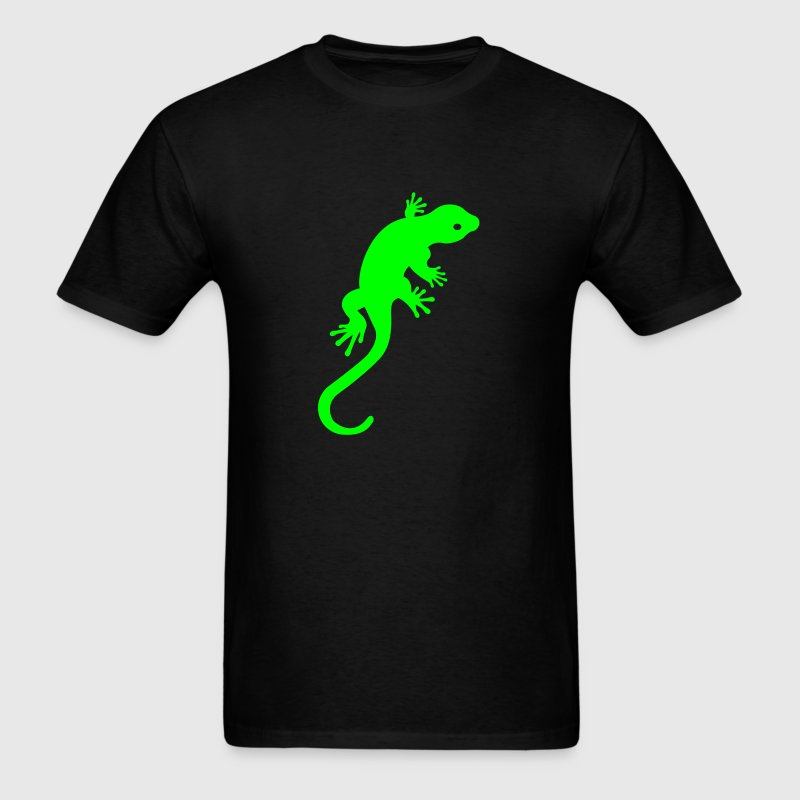 Lizard VECTOR - Men's T-Shirt