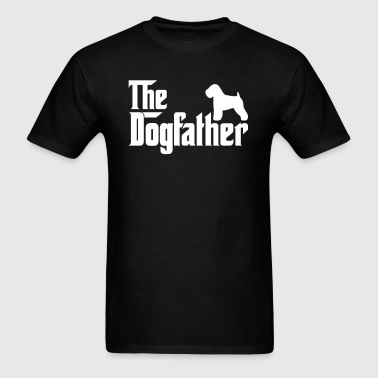 Soft Coated Wheaten Terrier DogFather T-Shirt - Men's T-Shirt
