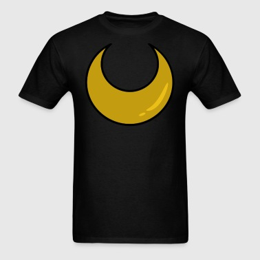 Crescent Moon - Men's T-Shirt