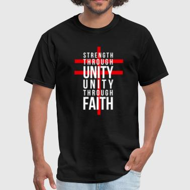 Strength Through Unity - Men's T-Shirt