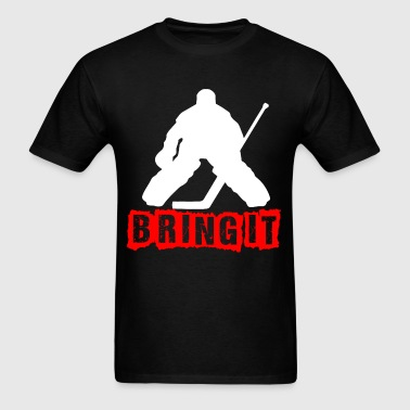 Bring It, Hockey - Men's T-Shirt