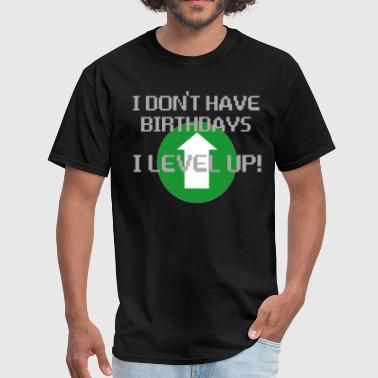 Birthday Dark - Men's T-Shirt